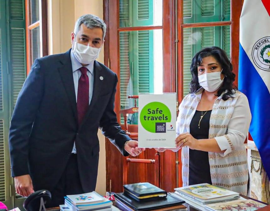 Paraguay se une a otros destinos seguros con el sello Safe Travels
