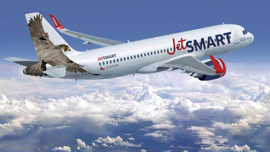 Nueva línea aérea chilena ultra low-cost