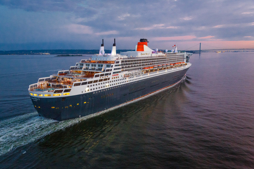 Cunard retoma sus operaciones y actualiza sus políticas de vacunas