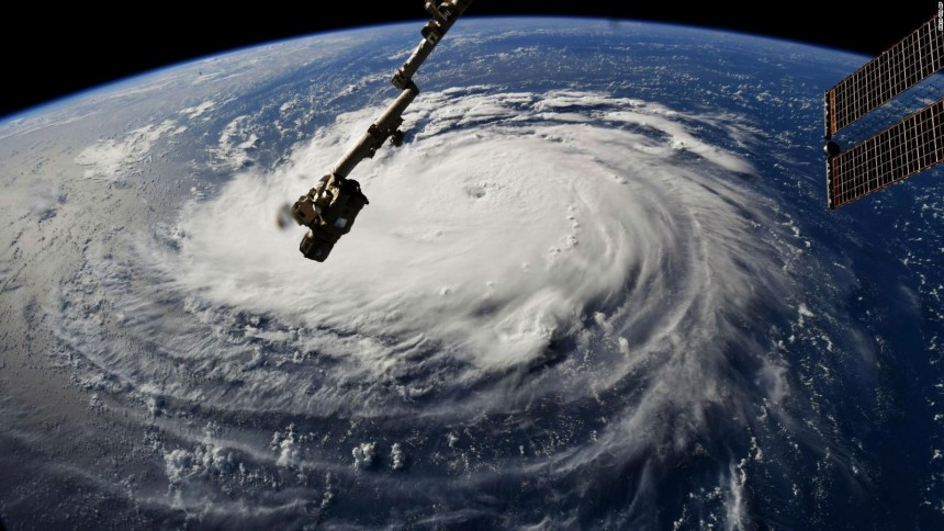 El Huracan Florence amenaza a Estados Unidos