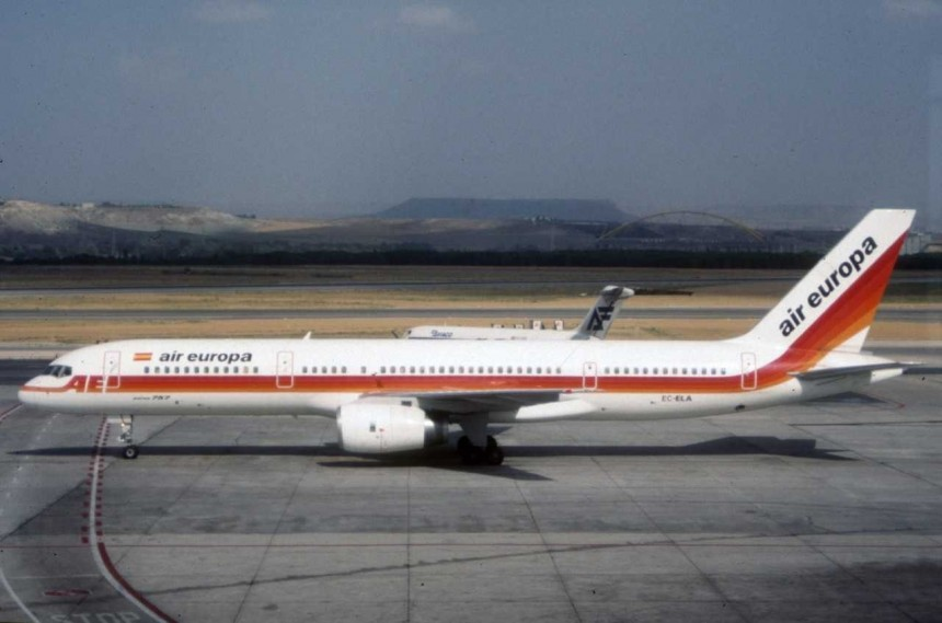 ETOPS Boeing 757-200