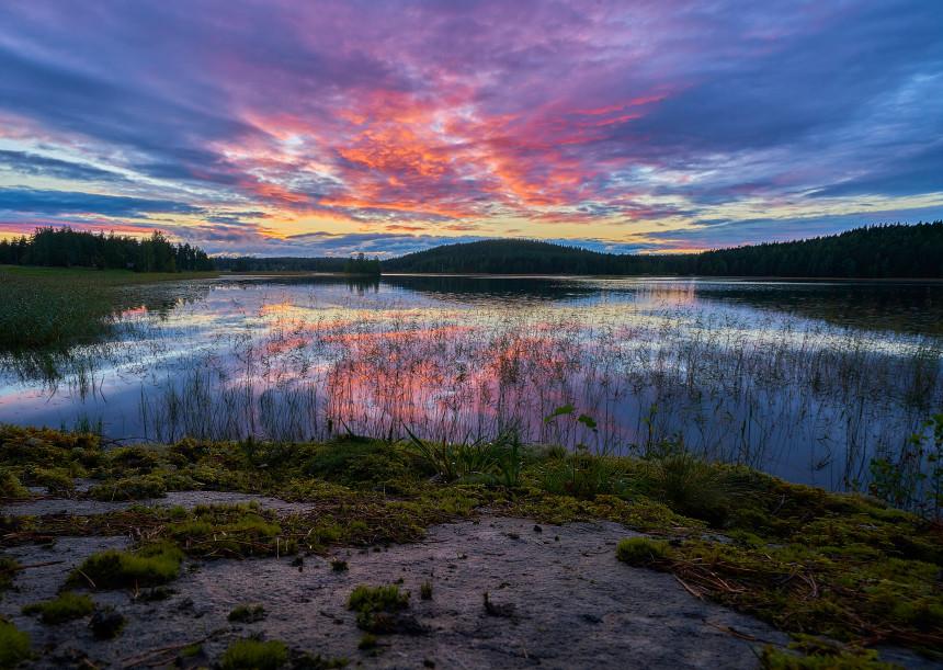 Finlandia, el país más feliz de la tierra