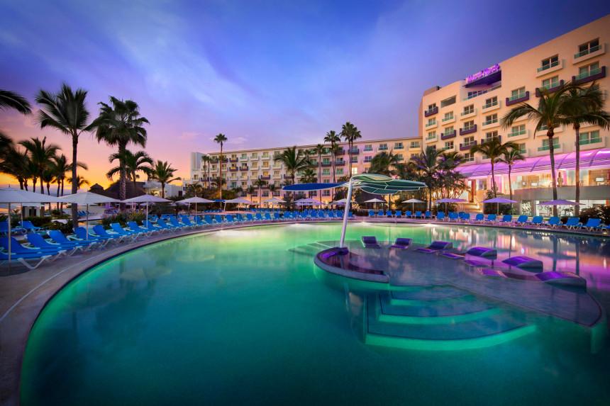 La AAA refrendó el galardón de 4 Diamantes a la  propiedad de lujo Hard Rock Hotel Vallarta.