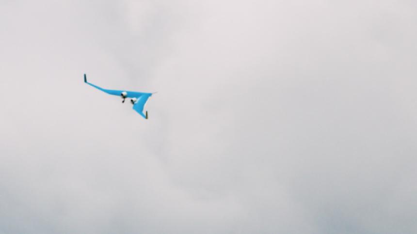 Primer exitoso vuelo del Flying-V desarrollado por KLM y la Universidad Tecnológica de Delft