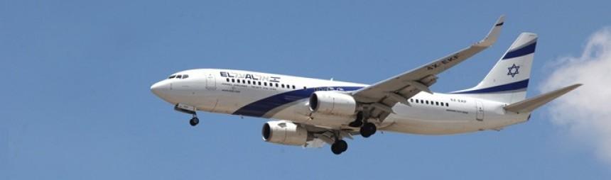 737-800 de El Al