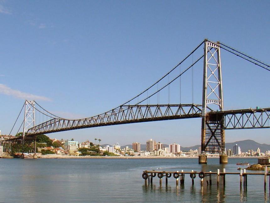 Puente Hercílio Luz
