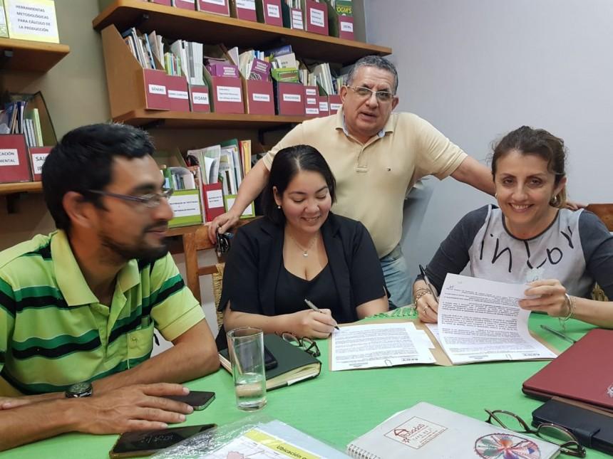 Alter Vida y APGT buscan promover el desarrollo del turismo en Guairá