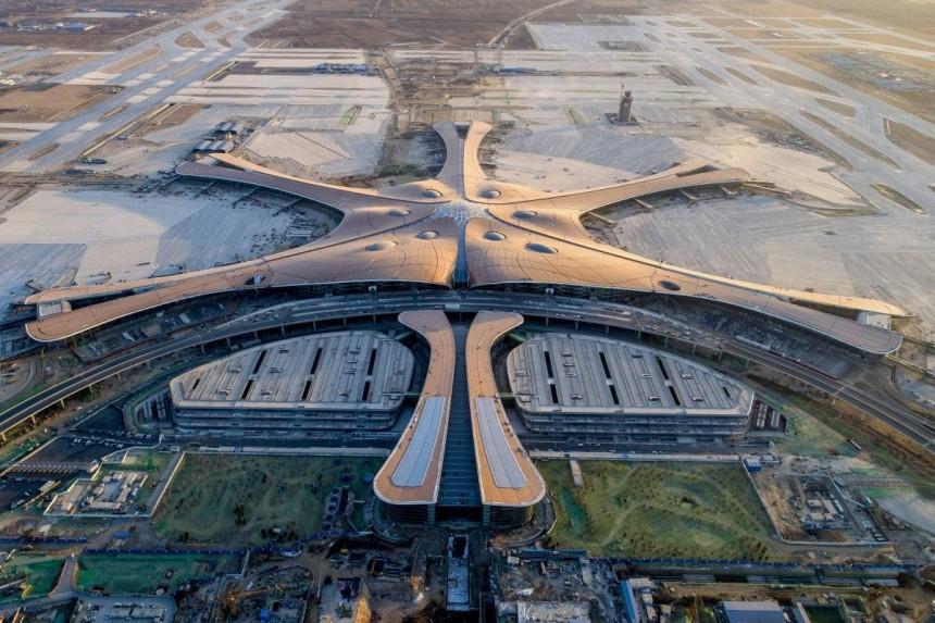 Aeropuerto Internacional de Beijing Daxing