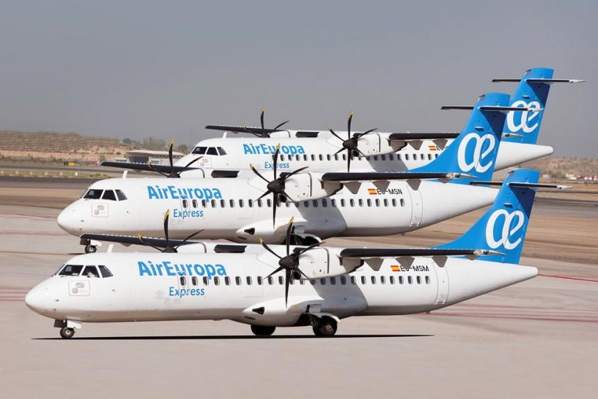 Air Europa incrementa su operativa en España con vuelos a Asturias