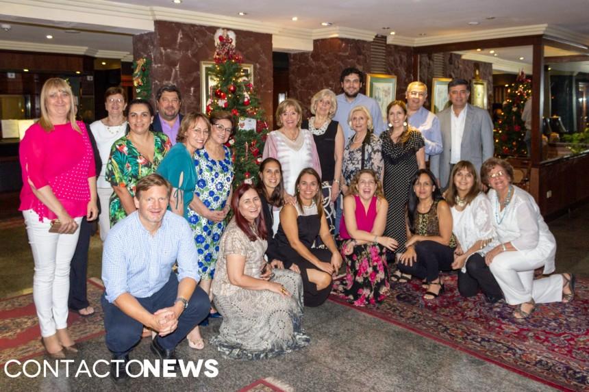 Agencias IATA cierran el año con divertida celebración