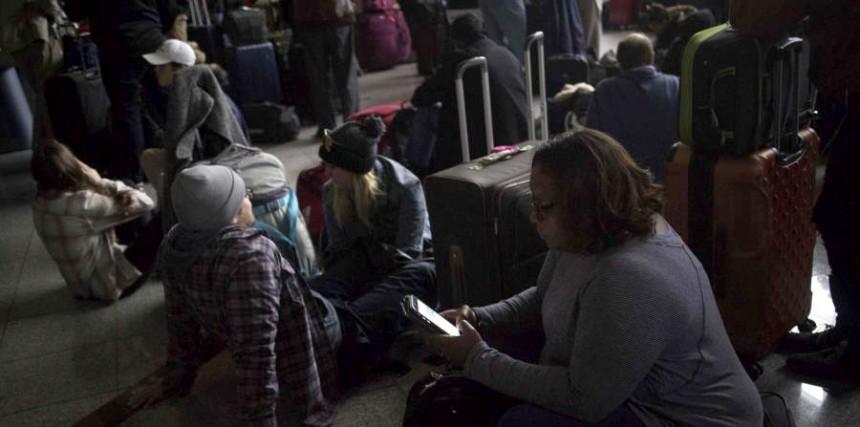Corte de energía paraliza aeropuerto internacional de Atlanta