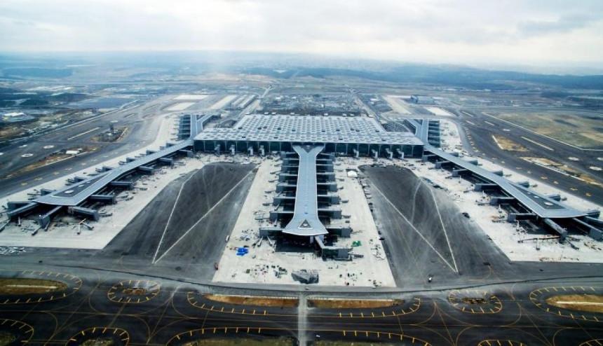 En abril el nuevo aeropuerto de Estambul estará plenamente operativo