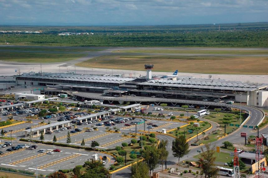 Aeropuerto Internacional de Santo Domingo