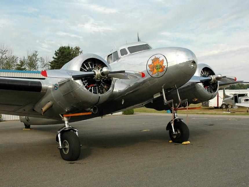 Lockheed 10A de Air Canada