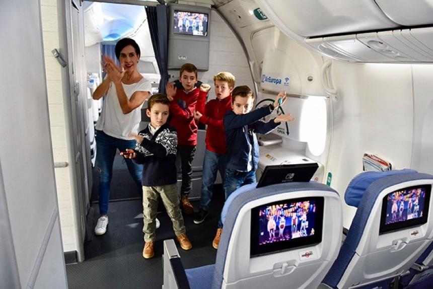 Air Europa incorpora nueva experiencia a bordo