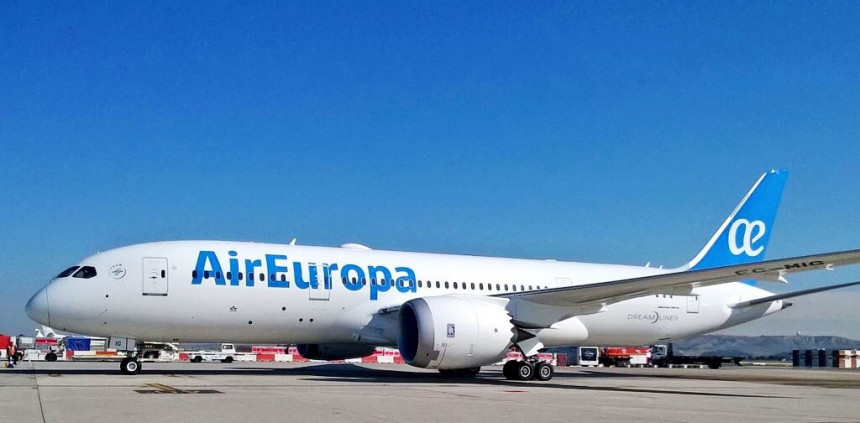 Air Europa ratifica seis frecuencias entre Asunción- Madrid