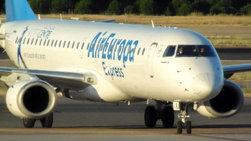Air Europa Express anuncia tarifas desde 9 euros