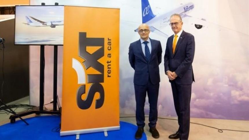 Ejecutivos de Air Europa y Sixt