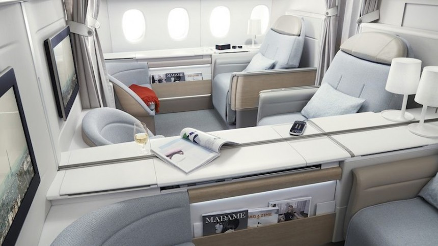 Primera clase de Air France
