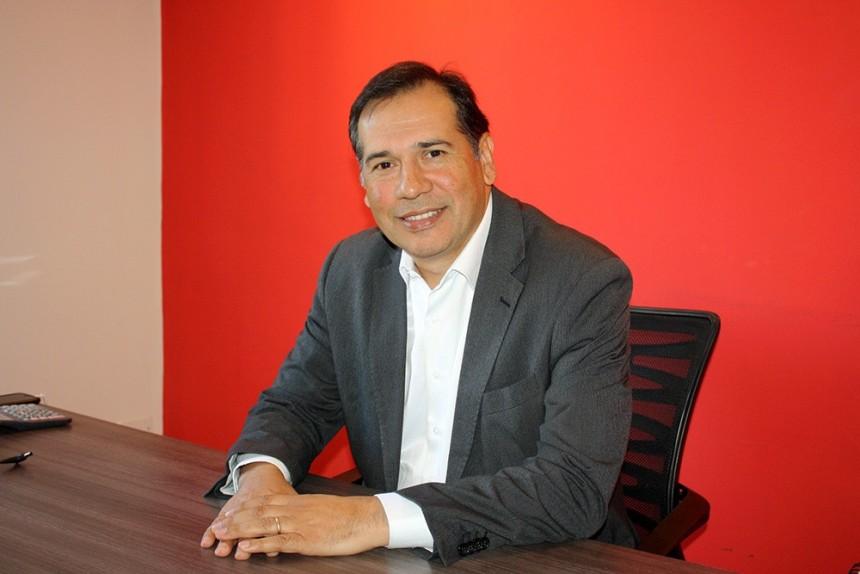 Alberto Cabrera, presidente de Amaszonas Paraguay