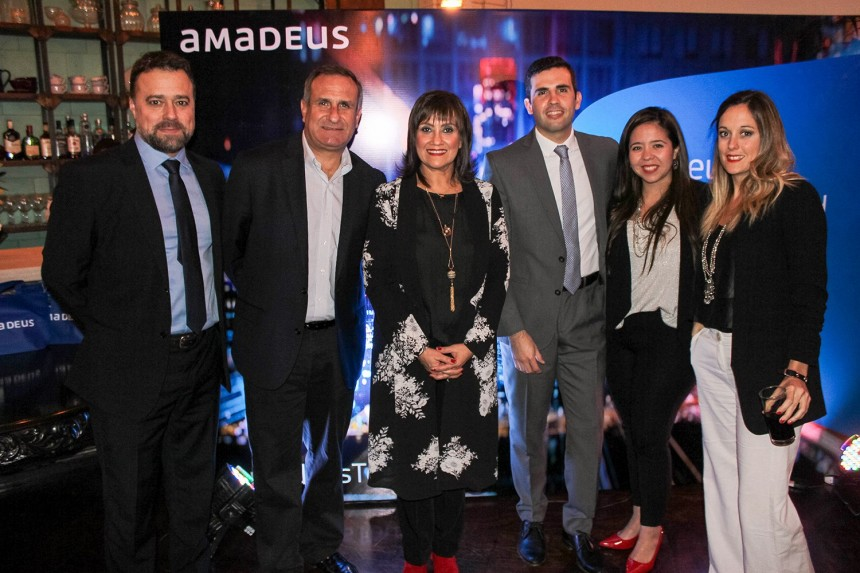 Ejecutivos de Amadeus IT