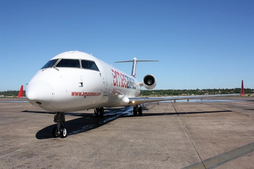 Amaszonas Paraguay trasladará sus operaciones a Ezeiza