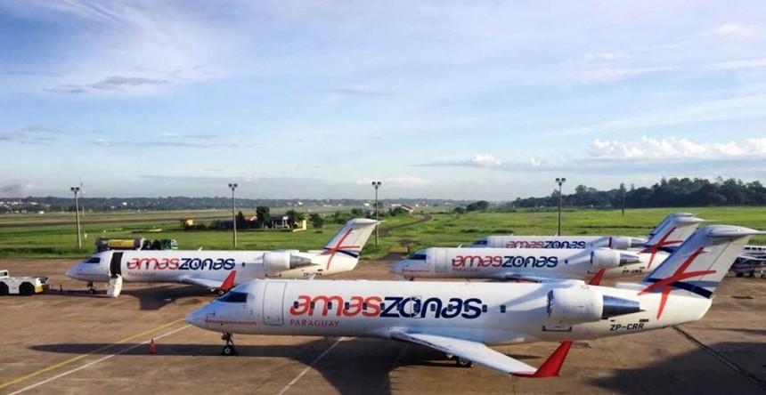 Amaszonas Bolivia y Amaszonas Uruguay nombran GSA en Paraguay