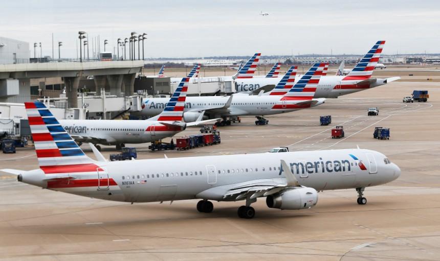 American Airlines suspende  vuelos al Brasil hasta mayo