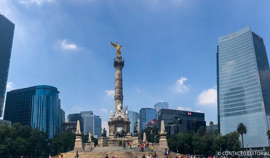 Angel de la Independencia, Ciudad de México