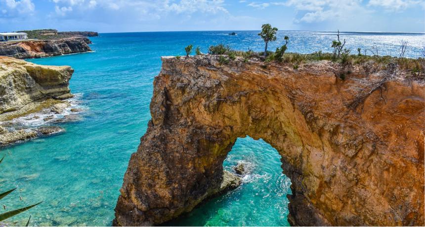 """Se amplía la """"burbuja"""" en Anguilla para recibir a turistas de manera segura"""