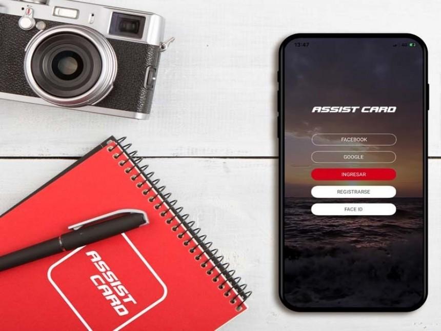 ASSIST CARD cuenta con nueva versión de su app