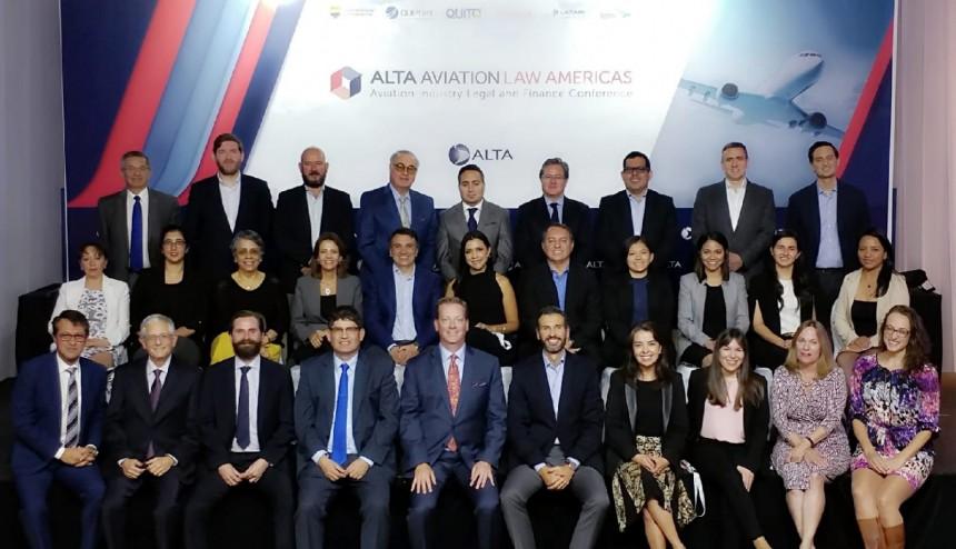 ALTA debatió sobre requerimientos legales de la aviación