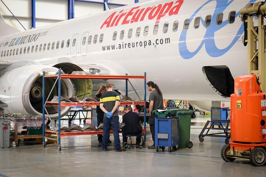 Air Europa, una aerolínea enfocada en la seguridad