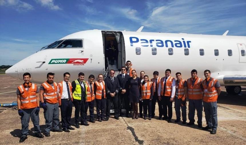 Paranair volará a los principales destinos veraniegos de la región