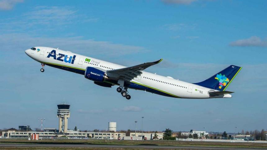 Azul será la primera en operar el Airbus A330neo en América