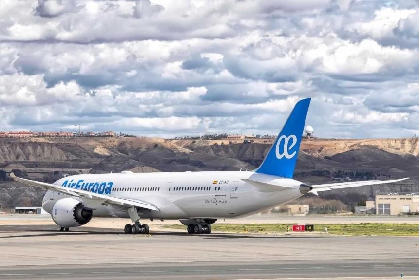Air Europa ampliará su operativa doméstica en 2019