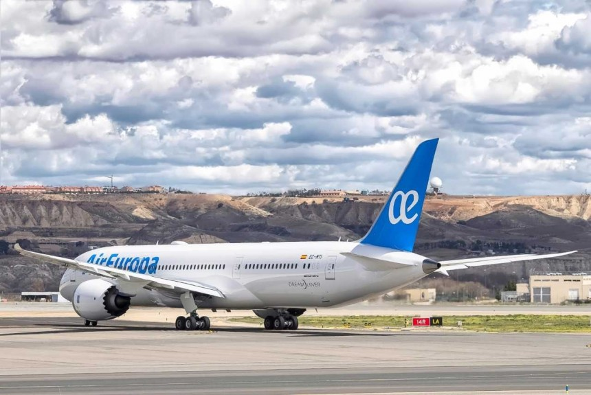Boeing 787 de Air Europa