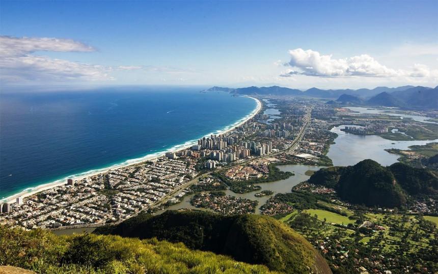 Barra de Tijuca será el primer destino de la sección