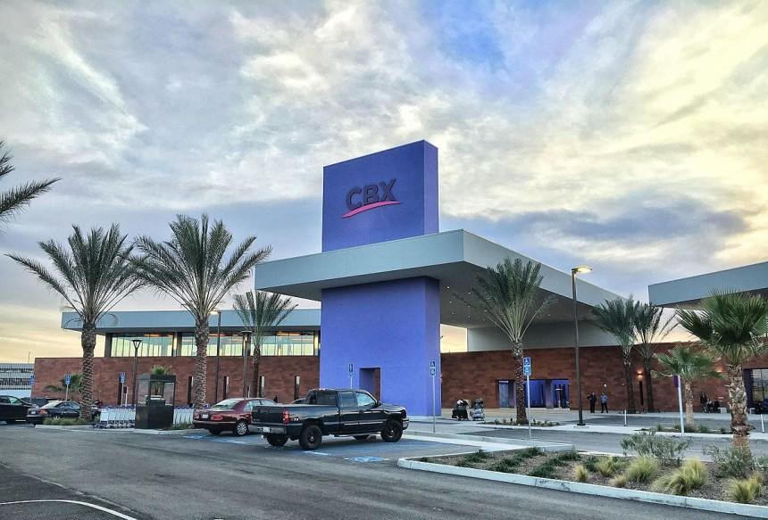 Cross Border Xpress conecta rapidamente el Aeopuerto de Tijuana con San Diego
