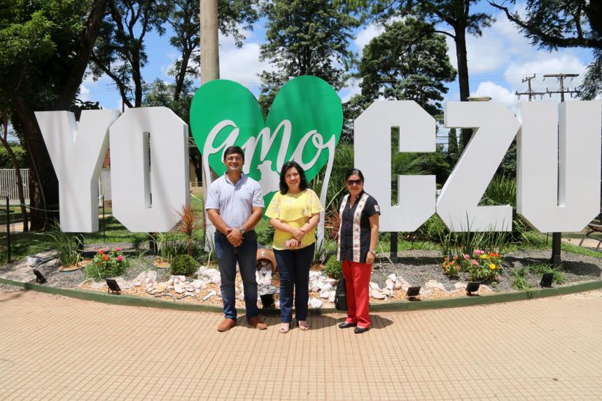 """Buscan posicionar al """"Destino Caaguazú"""" en la agenda de viajes turísticos"""