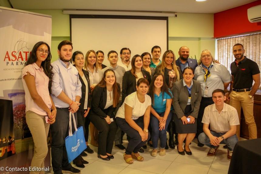 Aerolíneas Argentinas capacita al trade local en Asatur