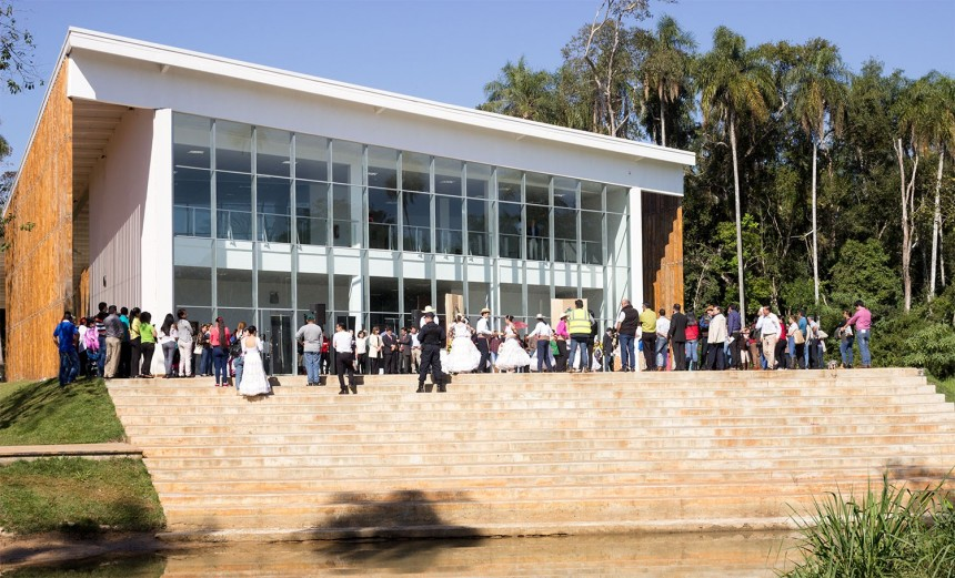 Centro de Interpretación de la Cultura Guaraní