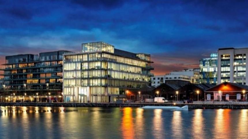 Centro tecnológico The Dock, abierto hace un año en Dublín.