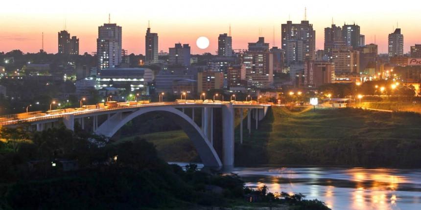 Paraguay establece el cierre total de fronteras