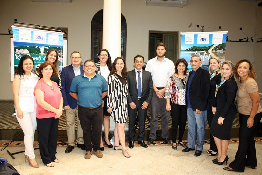 Delegación de Rio Grande do Norte capacita al trade local