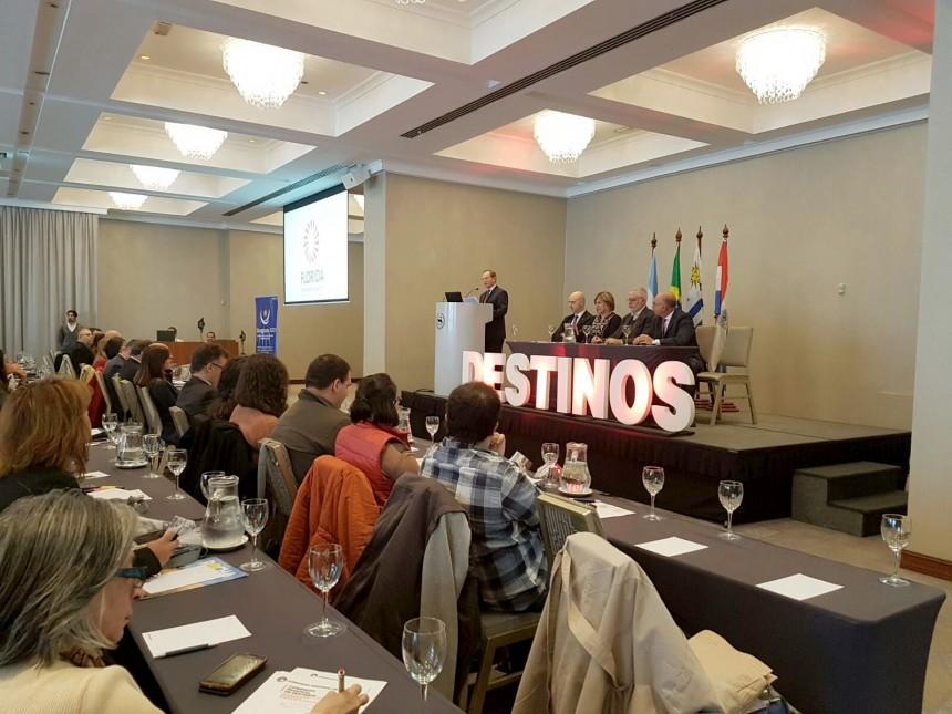 Edición anterior del Congreso Regional de Destinos