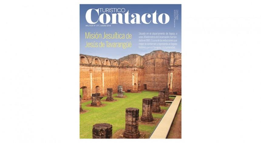 Edición de Octubre de Contacto Turistico