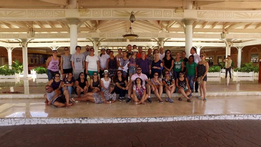Copa Vacations Paraguay realiza 4ta. Convención en Cuba