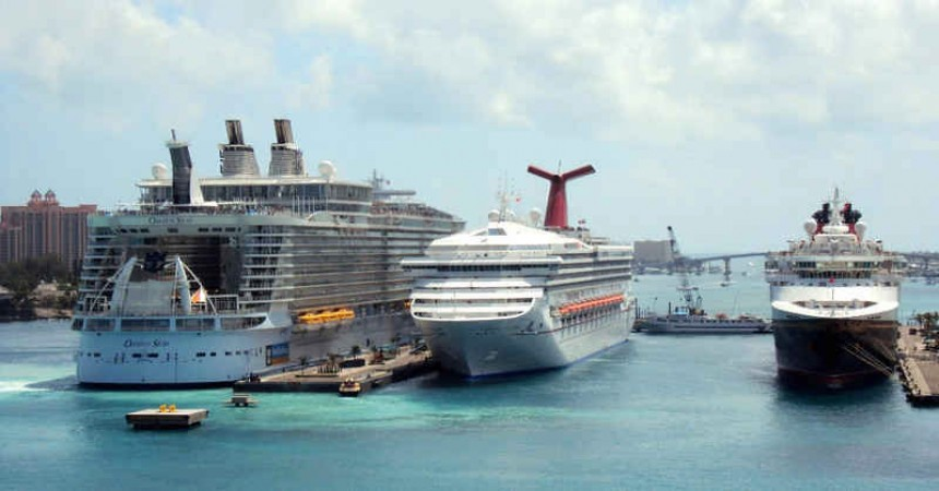 Cruceros en auge suman millones de pasajeros