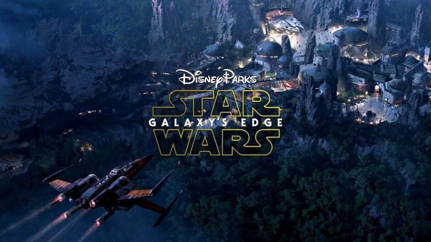 Star Wars: Galaxy's Edge , nueva atracción en parques de Disney